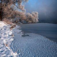 Утро морозного дня :: Анатолий 71