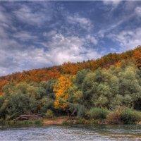 Осенью на перекате :: Nikita Volkov