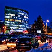 Бизнес-центр  г.Нижний Новгород :: Елена Ворошина