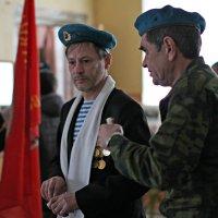 Вечер памяти. Афганистан. :: Татьяна Ширякова