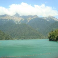 Озеро Рица :: Андрей Тер-Саркисов