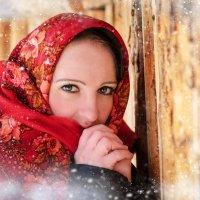 тепло ли тебе, девица? :: Александра Педа