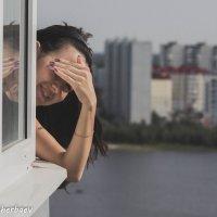 вид из окна :: Азат Кучербаев