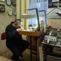Вот такая у них работа :: Вячеслав Овчинников