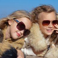 Модные девченки :: Мария Погорелова
