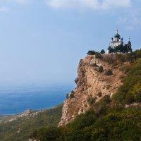 Церковь Воскресения Христова в Форосе :: Николай Тренин