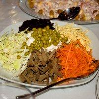 Радужный салат :: Елена Карташова