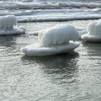 Ледовые пироженые. :: Борис Безбородов