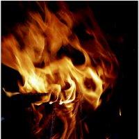 Огонь. :: Saniya Utesheva
