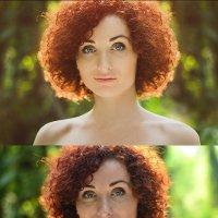 обработка портрета :: Yuliya Parfyonova