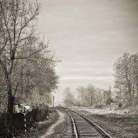 Железная дорога :: Александр Фей