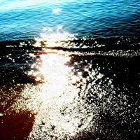 Волна и песок :: Dmitriy Strogalin