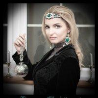 Рождественский портрет 2 :: Ekaterina Stafford