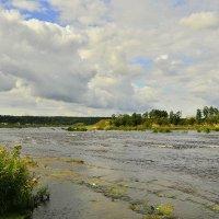 Река Луга :: Олег .