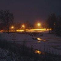 вечер :: Сергей Кочнев