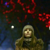 Замерзшая :: Ксения Зиборова