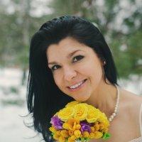 невеста :: Елена Нешитая
