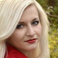 lady in red :: Катерина Коваленко