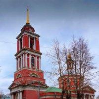 церковь троицы в вешняках :: Александр Шурпаков