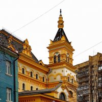 дом на полянке :: Александр Шурпаков
