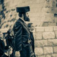 у стены плача Иерусалим :: Павел L