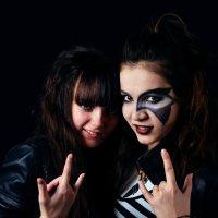 только рок,только хардкор!! :: Дарьяна Вьюжанина