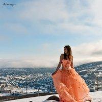 Снежная королева :: Антон Афанасьев