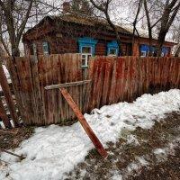 на окраине села :: Сергей Демянюк