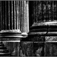 колонны Казанского собора :: ник. петрович земцов