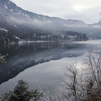 Туман над озером :: lioha64 Лукошков