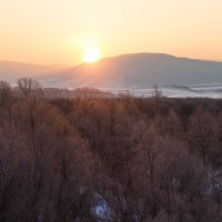 Восход :: Наталья Карышева
