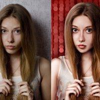 кукла до и после :: Veronika G