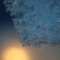 Морозный зимний вечер. :: Ромил Фёдоров