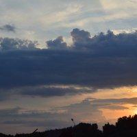 Восхитительный закат :: Евгения Латунская