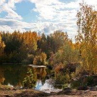 Осенний пейзаж :: Александр Садовский