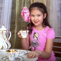 Утренний чай :: Татьяна Курамшина