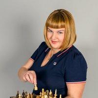 С шахматами :: Юлиана Кондратенко