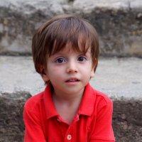 Детский портрет :: Михаил Рогожин