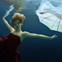Fish and umbrella. :: Дмитрий Лаудин
