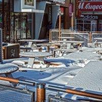Власть снега :: Константин Бобинский