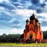 Храм преподобного Сергия Радонежского :: Андрей И.