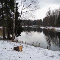 Пейзаж с плодами заботы человека) :: sv.kaschuk