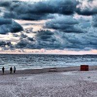 Осень на Балтике :: Виктор Истомин