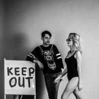 KEEP OUT :: Роман Маркин