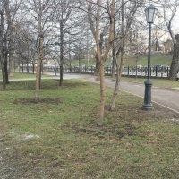 Самотёчный бульвар. :: Владимир Прокофьев