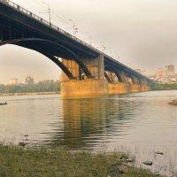 Мост на правый берег :: Евгения Латунская