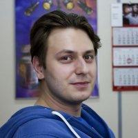 Коллега :: Максим Антонцев
