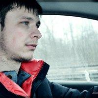 за рулем :: Анна Артамонова