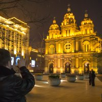 Храм в Пекине :: Лариса Фёдорова