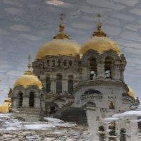 Золотые купола. :: Александр Корсиков